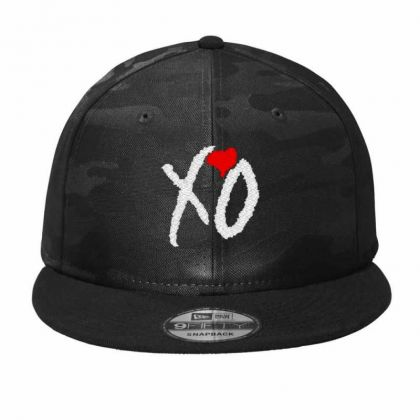 Xo Weekend Embroidery Embroidered Hat Camo Snapback Designed By Madhatter