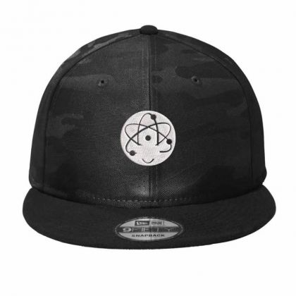 Atom Symbol Embroidered Hat Camo Snapback Designed By Madhatter