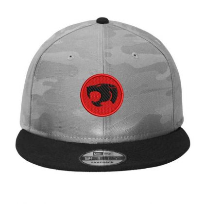 Thundercats Embroidered Hat Camo Snapback Designed By Madhatter