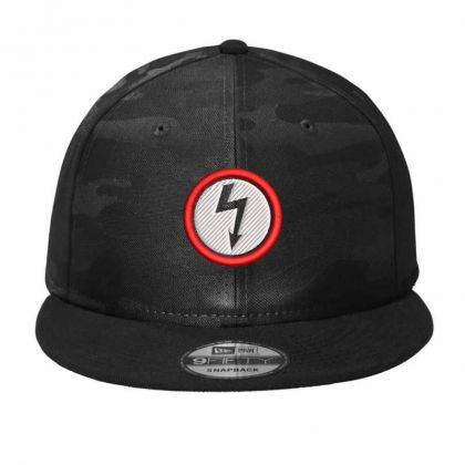 Marilyn Manson Rock Band Logo Embroidered Hat Camo Snapback Designed By Madhatter