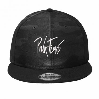 Pink Floyd  Embroidered Hat Camo Snapback Designed By Madhatter