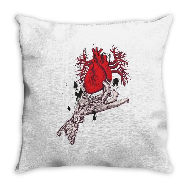 Heart Throw Pillow | Artistshot