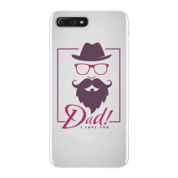 DaD, I love you iPhone 7 Plus Case | Artistshot