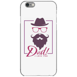 DaD, I love you iPhone 6/6s Case | Artistshot