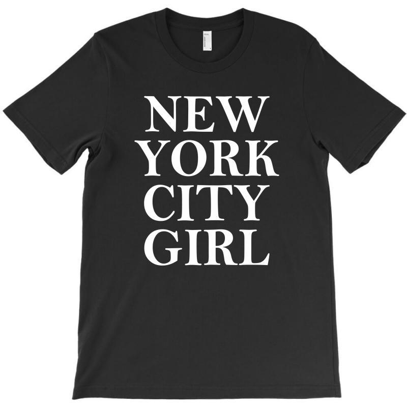 New York City Girl T-shirt | Artistshot