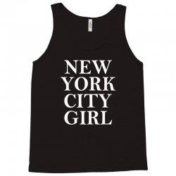 New York City Girl Tank Top | Artistshot