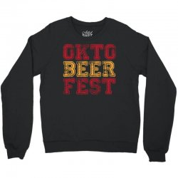OktoBeerFest Crewneck Sweatshirt | Artistshot