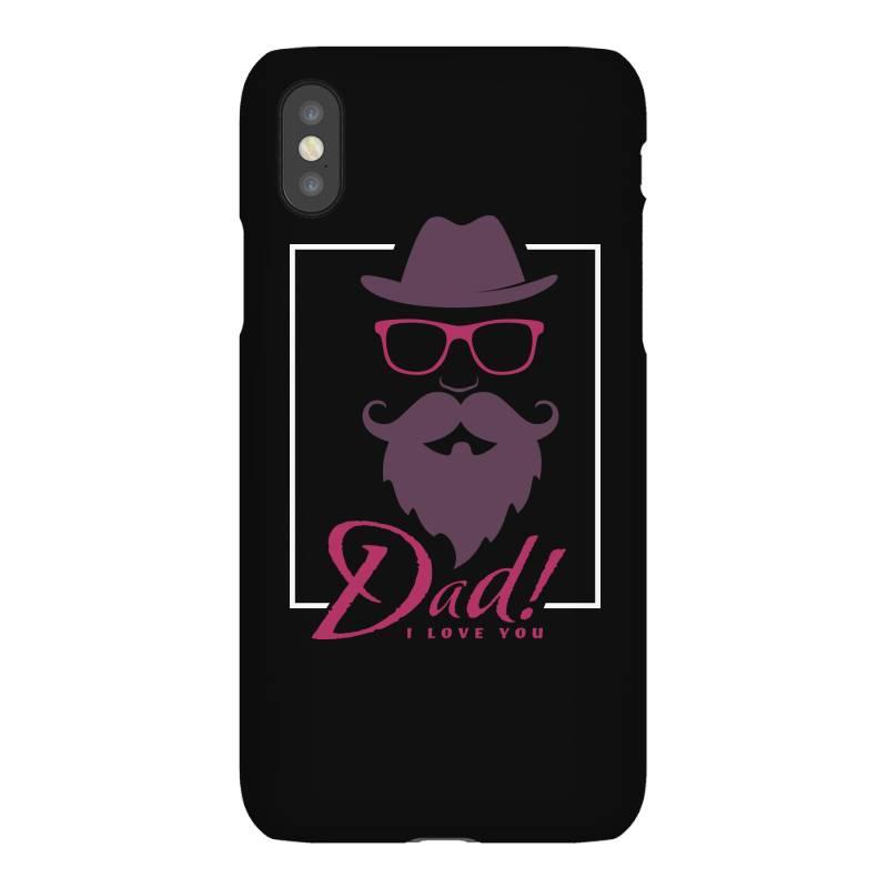Dad, I Love You Iphonex Case | Artistshot