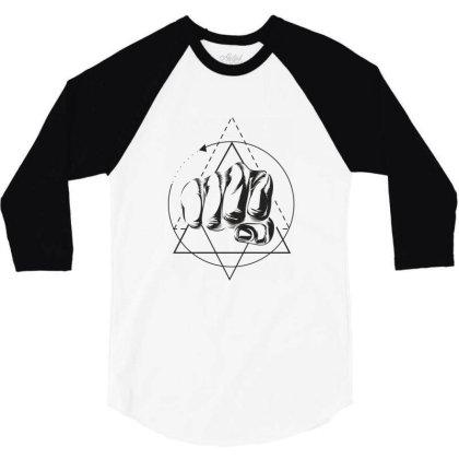 Fist 3/4 Sleeve Shirt Designed By Estore