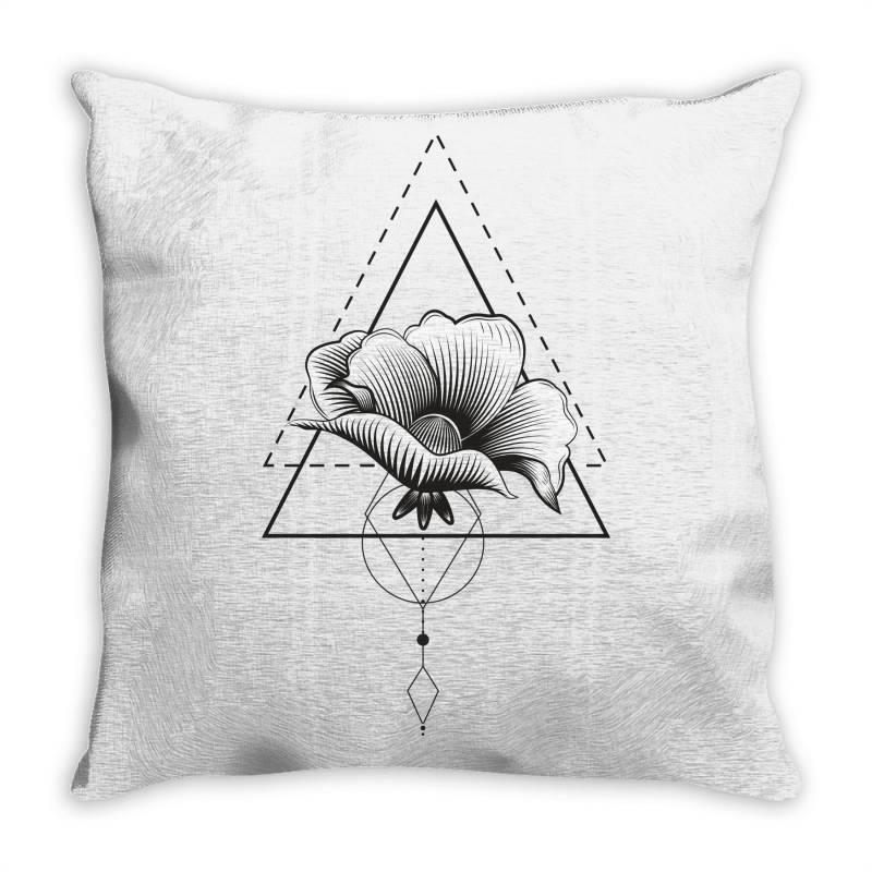 Flowers Throw Pillow | Artistshot