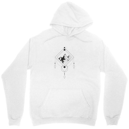 Mountains Unisex Hoodie Designed By Estore