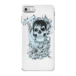Skull iPhone 7 Case   Artistshot
