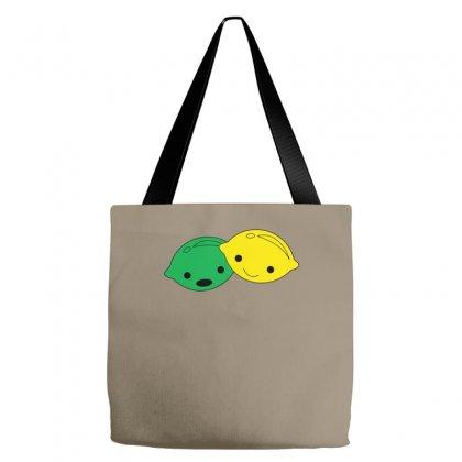 Lemon Lime Tote Bags Designed By Ismanurmal4