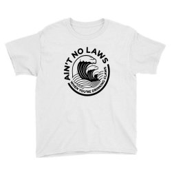 trevor wallace white claw for light Youth Tee | Artistshot