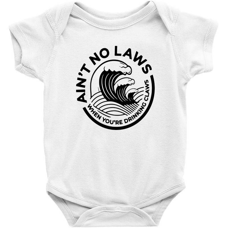 Trevor Wallace White Claw For Light Baby Bodysuit | Artistshot