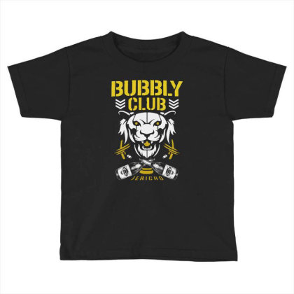 Bubbly Club 2019 Toddler T-shirt Designed By Tillyjemima Art