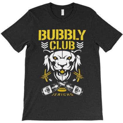 Bubbly Club 2019 T-shirt Designed By Tillyjemima Art