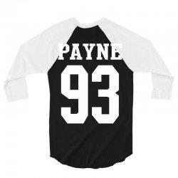 Payne 93 3/4 Sleeve Shirt | Artistshot
