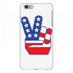 Peace Sign Hand iPhone 6 Plus/6s Plus Case | Artistshot