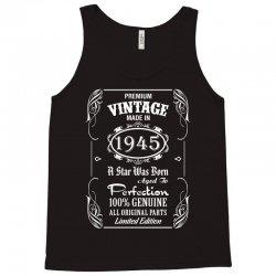 Premium Vintage Made In 1945 Tank Top | Artistshot