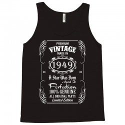 Premium Vintage Made In 1949 Tank Top | Artistshot