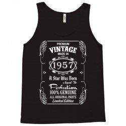 Premium Vintage Made In 1957 Tank Top   Artistshot