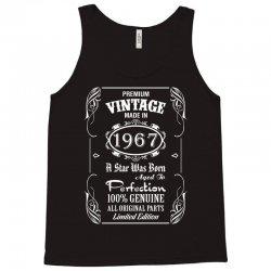 Premium Vintage Made In 1967 Tank Top | Artistshot
