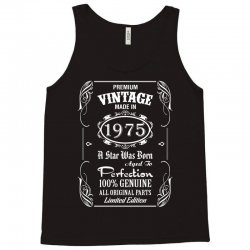 Premium Vintage Made In 1975 Tank Top | Artistshot