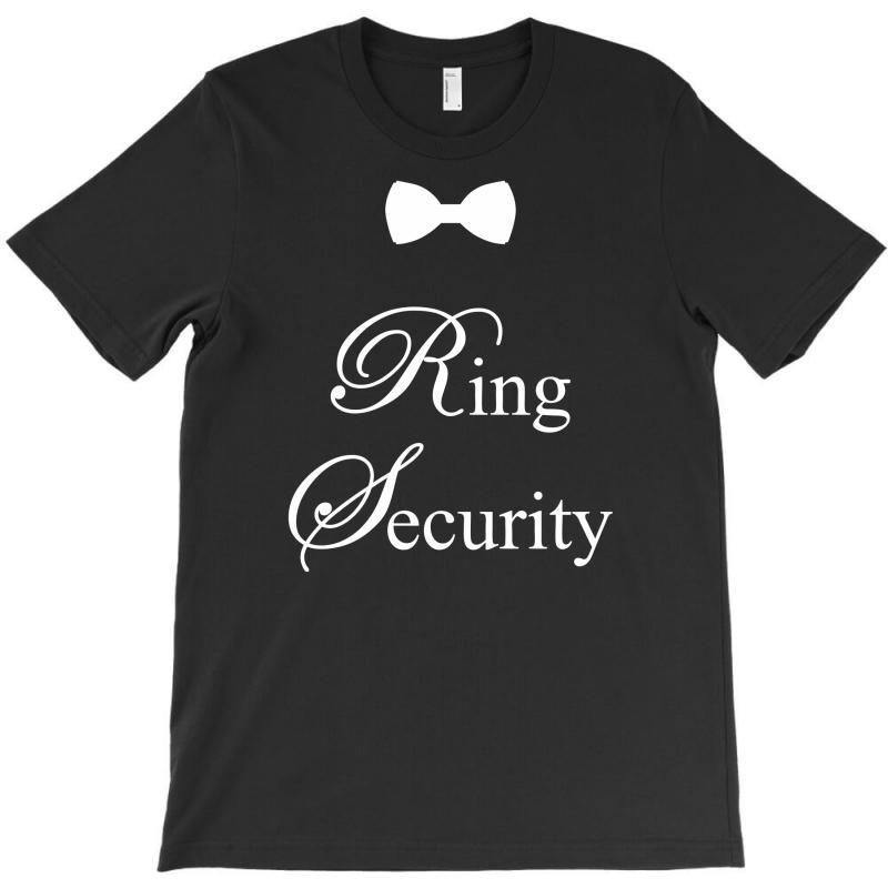 Ring Security T-shirt | Artistshot