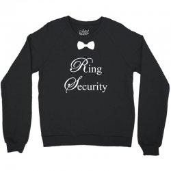 Ring Security Crewneck Sweatshirt | Artistshot