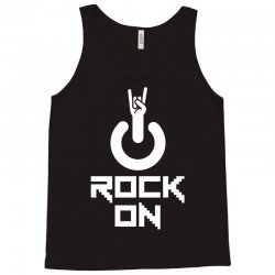 Rock on Tank Top | Artistshot