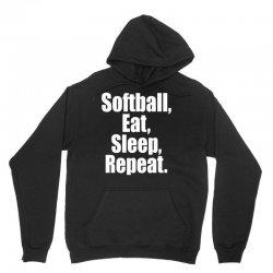 Softball Life Unisex Hoodie | Artistshot