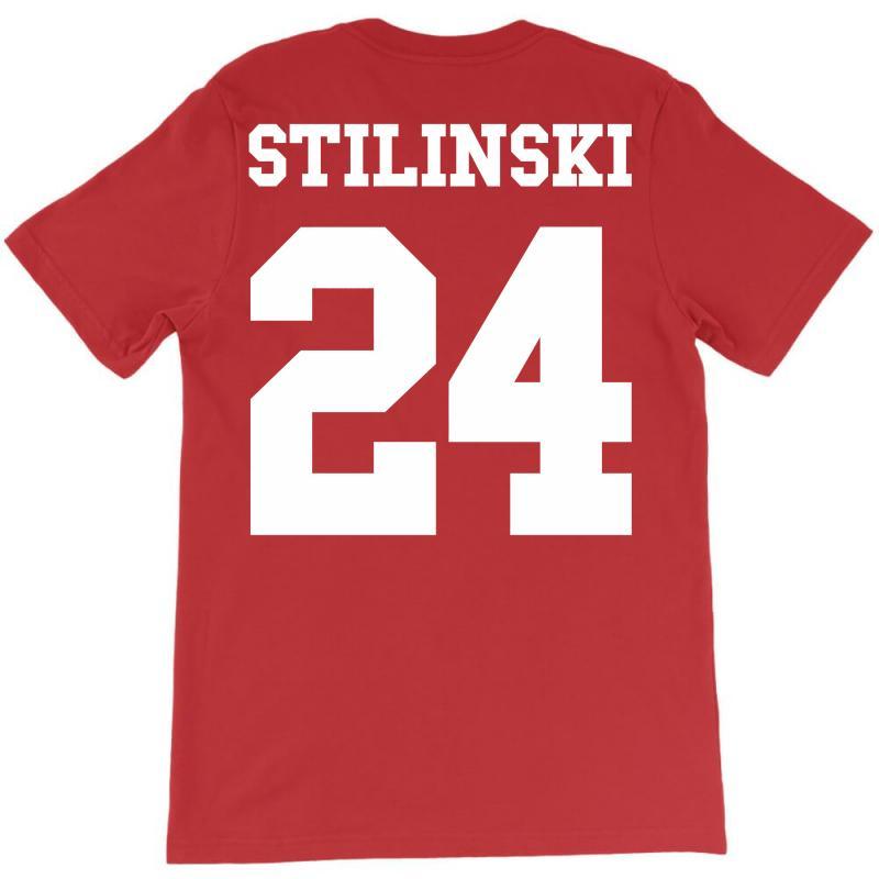 Stilinski 24 T-shirt | Artistshot