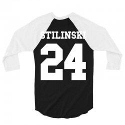 Stilinski 24 3/4 Sleeve Shirt | Artistshot