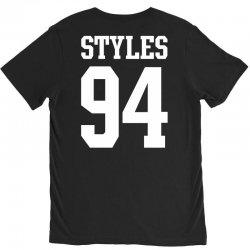 Styles 94 V-Neck Tee   Artistshot