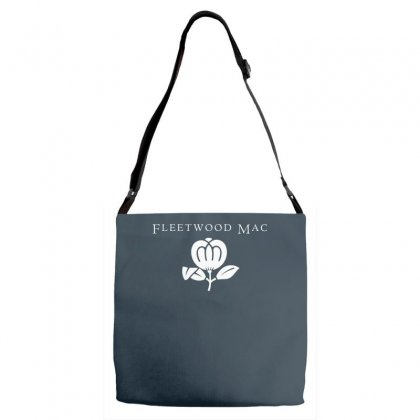 Fleetwood Mac Band Logo Adjustable Strap Totes Designed By Thesamsat