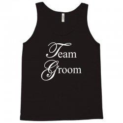 Team Groom Tank Top | Artistshot
