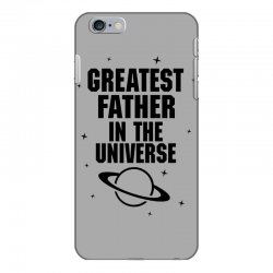 Greatest Father In The Universe iPhone 6 Plus/6s Plus Case | Artistshot