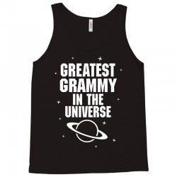 Greatest Grammy In The Universe Tank Top | Artistshot