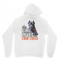 This Girl Loves Her Cane Corso Unisex Hoodie   Artistshot