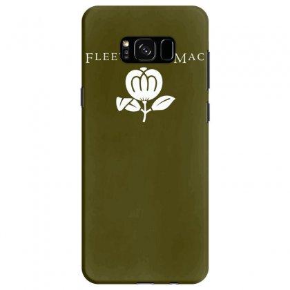 Fleetwood Mac Band Logo Samsung Galaxy S8 Case Designed By Thesamsat