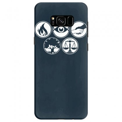 Divergent Factions Samsung Galaxy S8 Case Designed By Specstore