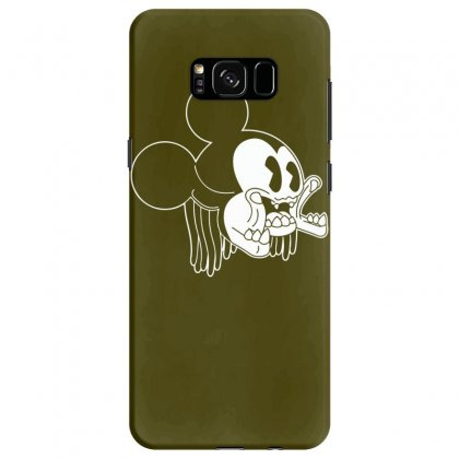 Icky Mouse Samsung Galaxy S8 Case Designed By Specstore