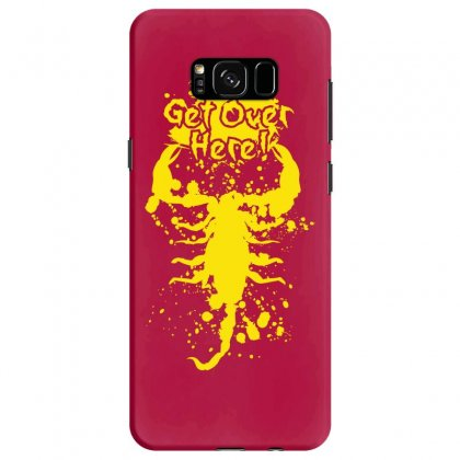 Get Over Here Samsung Galaxy S8 Case Designed By Specstore