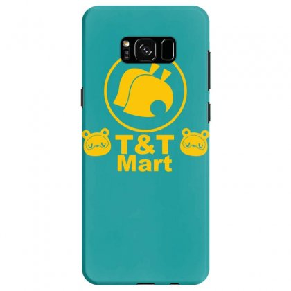 Animal Crossing T And T Mart Samsung Galaxy S8 Case Designed By Specstore