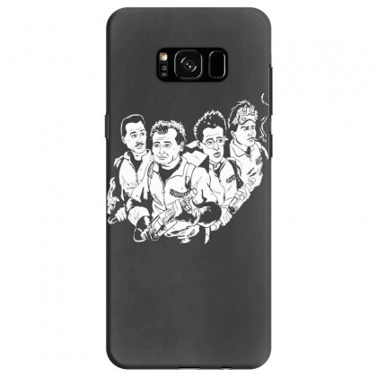 Who You Gonna Call Samsung Galaxy S8 Case Designed By Specstore