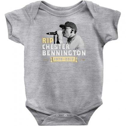 Rip Chester Bennington Baby Bodysuit
