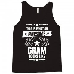 Awesome Gram Looks Like Tank Top | Artistshot