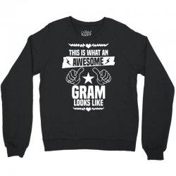 Awesome Gram Looks Like Crewneck Sweatshirt | Artistshot