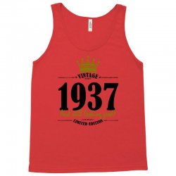 vintage 1937 and still looking good Tank Top | Artistshot